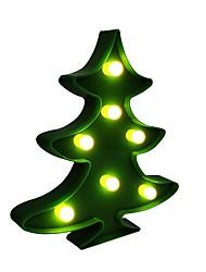BRELONG Warm White Children's Room Decorative Night Light Christmas Light Festival Wedding -Christmas Tree