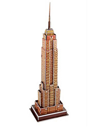3D Puzzles Model Building Kits Toys Scenic Architecture Classic Kids Adults' Pieces