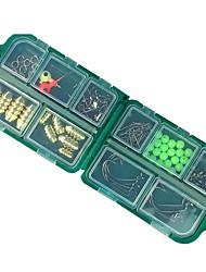 "Tackle Box Waterproof 2 1/2"" (6.5 cm)*3 Plastic"