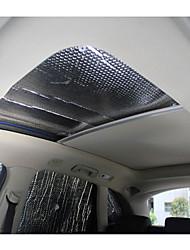 Automobile Pare-soleil & Visière de Voiture Visières de voiture Pour Audi Tous les modèles Aluminium