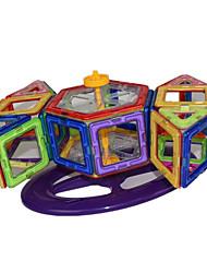 abordables -Jouets Aimantés Blocs de Construction Jouet Educatif Magnétique Nouveauté Grande roue Enfant Unisexe Cadeau
