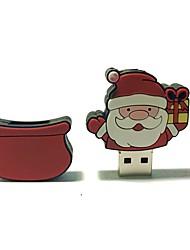 cheap -32GB Christmas USB Flash Drive Cartoon Creative Santa Claus Christmas Gift USB 2.0