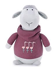 Недорогие -Овечья шерсть Мягкие и плюшевые игрушки Милый стиль Животные Хлопок Подарок