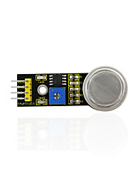 cheap -Keyestudio MQ-4 Natural Gas Methane Sensor Detection Module for Arduino