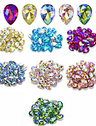 70 Manucure Dé oration strass Perles Maquillage cosmétique Nail Art Design