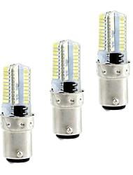 cheap -BRELONG® 1pc 4W 360lm G9 LED Corn Lights 80 LED Beads SMD 3014 Dimmable Warm White White 220V 110V