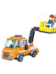 economico -Costruzioni Macchinine giocattolo Giocattoli Novità Carrello elevatore trasformabile Non specificato Pezzi