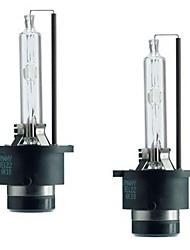 Недорогие -1 пара автомобилей подлинной ксеноновой лампы 85122 d2s 4300k спрятанная ксеноновая лампа