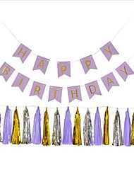 Hard Card Paper Wedding Decorations-1 Birthday Birthday Party