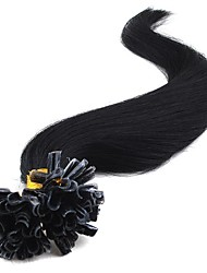 cheap -Fusion /U Tip Human Hair Extensions High Quality Classic Women's Daily