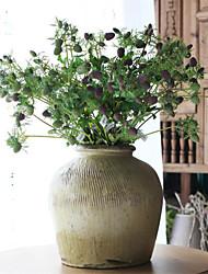 economico -1 ramo di frutti di bosco di montagna frutta selvatica da tavolo fiore fiori artificiali