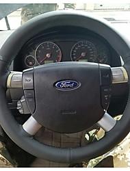 Automobile Protège Volant(Cuir)Pour Ford Toutes les Années Mondeo