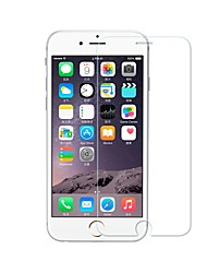 Vidrio Templado Protector de pantalla para Apple iPhone 8 Protector de Pantalla Frontal Alta definición (HD) Dureza 9H Anti-Arañazos