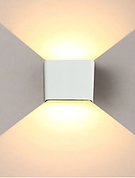 6 LED Integrado Simple Moderno/Contemporáneo Pintura Característica Luz de pared
