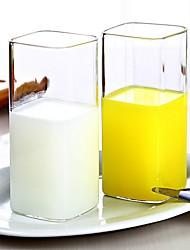 Недорогие -Стаканы, 400 Стекло Сок Молоко Бокал для вина Кружка