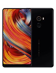 abordables -Xiaomi MI MIX2 Global Version 5,99 5.6-6.0 pulgada Smartphone 4G (6 GB + 64GB 12 MP Qualcomm Snapdragon 835 3400 mAh)