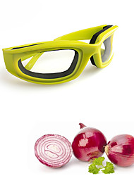 1pc Onion Goggles And BBQ Safety To Avoid Tears Protect Eyes Glasses Random Color