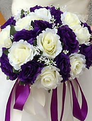 cheap -Wedding Flowers Bouquets Wedding Silk 9.84(Approx.25cm) Wedding Accessories