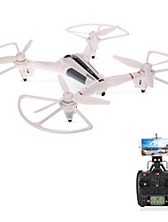 cheap -RC Drone XK X300-W 4 Channel 6 Axis 2.4G With 720P HD Camera RC Quadcopter Height Holding WIFI FPV LED Lighting One Key To Auto-Return