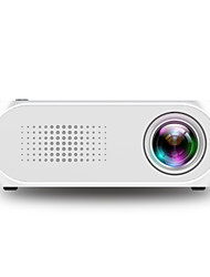 SJ302 LCD HVGA (480x320) Projector LED 600 Portable Mini Projector For Windows PC TV Box