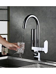 Kitchen Facucet with Water Filter(Two Options:Purified Drinking Water or Tap Water)