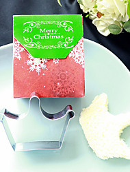 Girls Christmas Party Souvenirs - Princess Tiara Cookie Cutter in Favor Bag Beter Gifts®Birthday Keepsakes