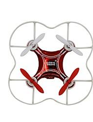 Drone GW009C-1 4 canaux 6 Axes Avec l'appareil photo 0.3MP HD Tenue de hauteur Mode Sans Tête Flotter Quadri rotor RC Télécommande Câble