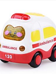Недорогие -Игрушечные машинки Обучающая игрушка Машинки с инерционным механизмом Инерционная машинка Машина скорой помощи Игрушки Летательный