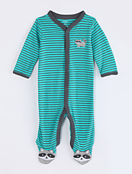 cheap -Baby Boys' Striped Long Sleeve Cotton Overall & Jumpsuit