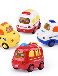 economico -Macchinine giocattolo Veicolo Gioco educativo Macchinina giocattolo Veicoli a molla Macchina d'epoca Giocattoli Velivolo Auto Plastica