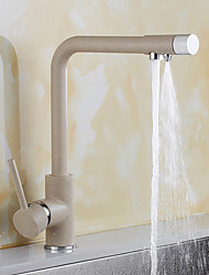 Contemporary Vessel Rotatable Water Filtration Ceramic Valve Other , Kitchen faucet