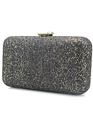 cheap -Women Bags Cotton Crossbody Bag Lace for Event/Party Formal All Seasons Black Silver Dark Green Coffee Wine