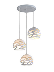cheap -Chic & Modern Modern/Contemporary Adjustable Designers Pendant Light Downlight For Kitchen Dining Room Indoor 110-120V 220-240V Bulb Not
