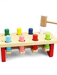 cheap -Hammering / Pounding Toy Building Blocks Baby & Toddler Toy Educational Toy Rectangular DIY Girls' Boys' Toy Gift
