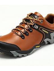 Недорогие -Муж. Беговые кроссовки Кроссовки для ходьбы Альпинистские ботинки Противозаносный Пригодно для носки Пешеходный туризм Осень Весна