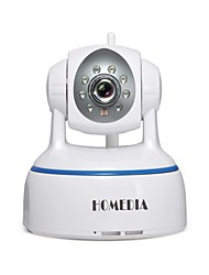 homedia® 1080p wifi ip camera 2.0mp wireless p2p onvif ptz sd card visione notturna visione notturna (android & ios)