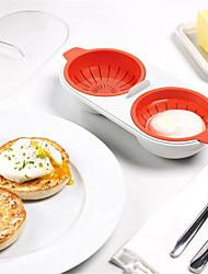 яйцо браконьер повар poach стручки яйцо инструменты микроволновая печь вареная выпечка чашки