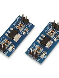 2pcs 3.3v ams1117 módulo de fuente de alimentación diy para arduino