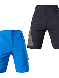 REALTOO Cycling Shorts Men'S Mountain Bike Shorts Bike Baggy Shorts with Pockets Breathable Spring And Summer