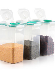 cheap -3 Kitchen Plastic Food Storage