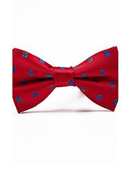 cheap -Men's Polyester Bow Tie - Jacquard