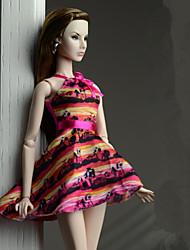 economico -Abiti Vestiti Per Bambola Barbie Abiti Per Ragazza Bambola giocattolo