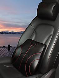 Automotive Headrest & Waist Cushion Kits For Chevrolet Buick All years All Models Car Waist Cushions Leather