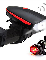 Bike Lights LED LED Cycling Shock Proof Portable Professional Anti-skidding Lightweight High Quality Wearproof Easy Carrying Li-ion 350
