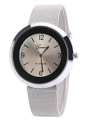 Women's Wrist watch Dress Watch Fashion Watch Chinese Quartz Alloy Band Charm Casual Elegant Black White Blue Brown