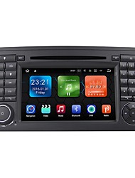 preiswerte -Android 7.1.2 Auto Dvd-Player Multimedia-System 7-Zoll-Quad-Cit Wifi Ex-3G Dab für Mercedes Benz ml Klasse W164 2005-2012 We7083