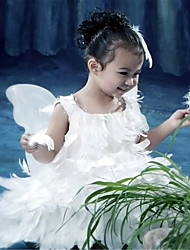 Princess Animal Fairytale Angel/Devil One-Piece/Dress Kid Halloween Carnival Children's Day New Year Festival/Holiday Halloween Costumes