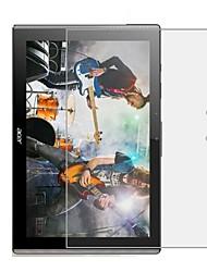 Недорогие -Закаленное стекло Защитная плёнка для экрана для ACER Tablet Other Защитная пленка для экрана Уровень защиты 9H