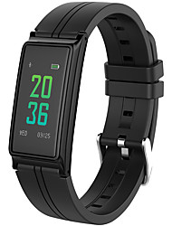 cheap -Smart Bracelet iOS Android Heart Rate Monitor Water Resistant / Water Proof Calories Burned Pedometers Health Care Distance Tracking Slim