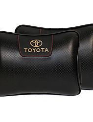 Settore automobilistico poggiatesta Per Universali Toyota GM Tutti gli anni Motori generali Poggiatesta per auto Pelle